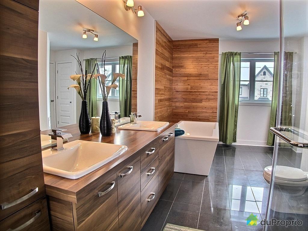 Salle de bain de r ve voir mascouche duproprio home pinterest cuarto de ba o for Salle de bain de reve