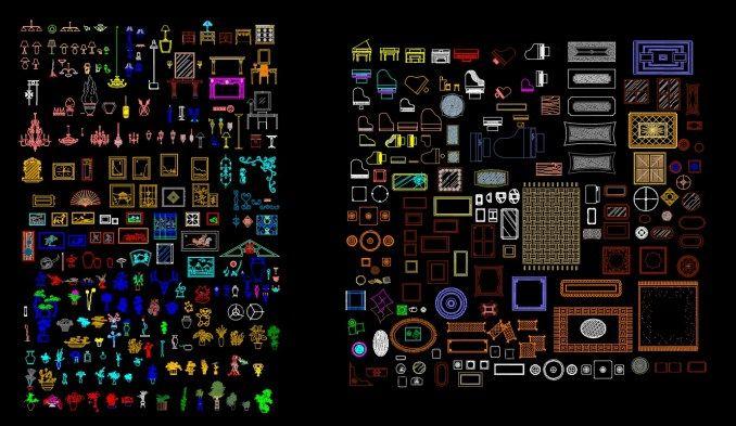 Alle Dekoration Blocks Bundle (With images) Dekoration