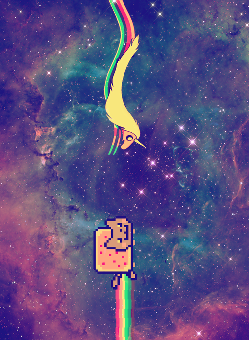hipster galaxy background | stoned on Tumblr | wallpaper ...
