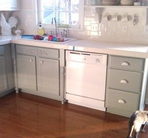 Best Cost To Paint Kitchen Cabinets Yourself How Much Does It 400 x 300