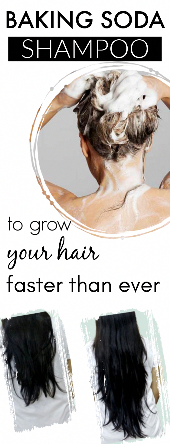Baking Soda Shampoo It Will Make Your Hair Grow Faster Than Ever