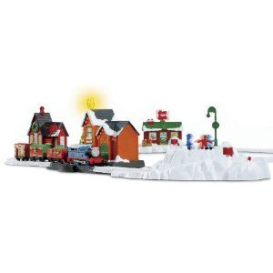 Thomas Christmas Delivery Train Set on sale for $38 at Amazon ...