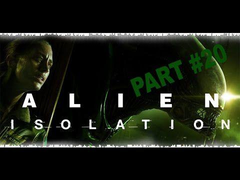 Alien: Isolation. Прохождение #20
