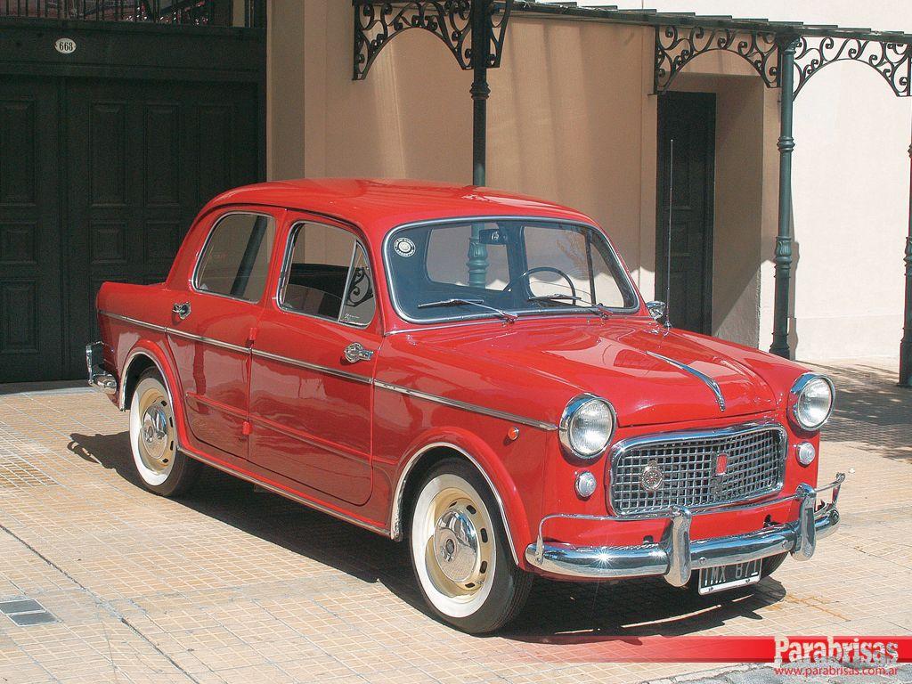 Fiat 1100 54 Fiat Fiat Cars Europe Car