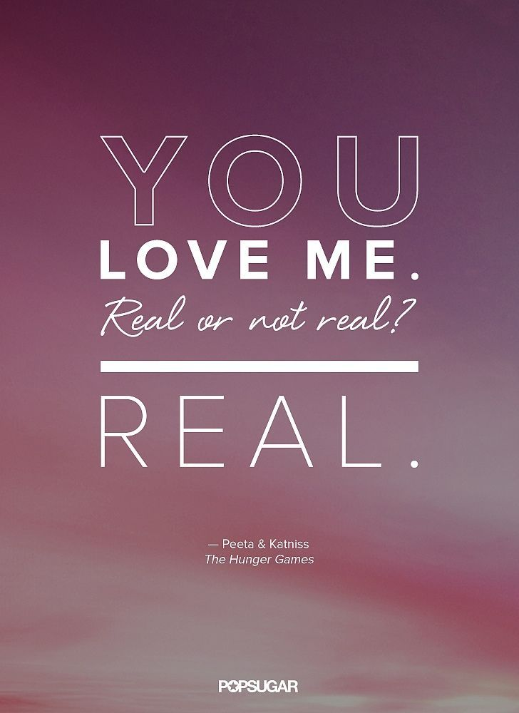 Quotes About Love The Hunger Games Quotes Hunger games