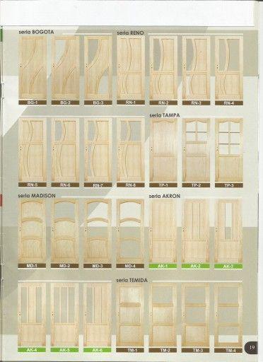MANUFACTURER pine wooden door frame included- PRODUCENT sosn…