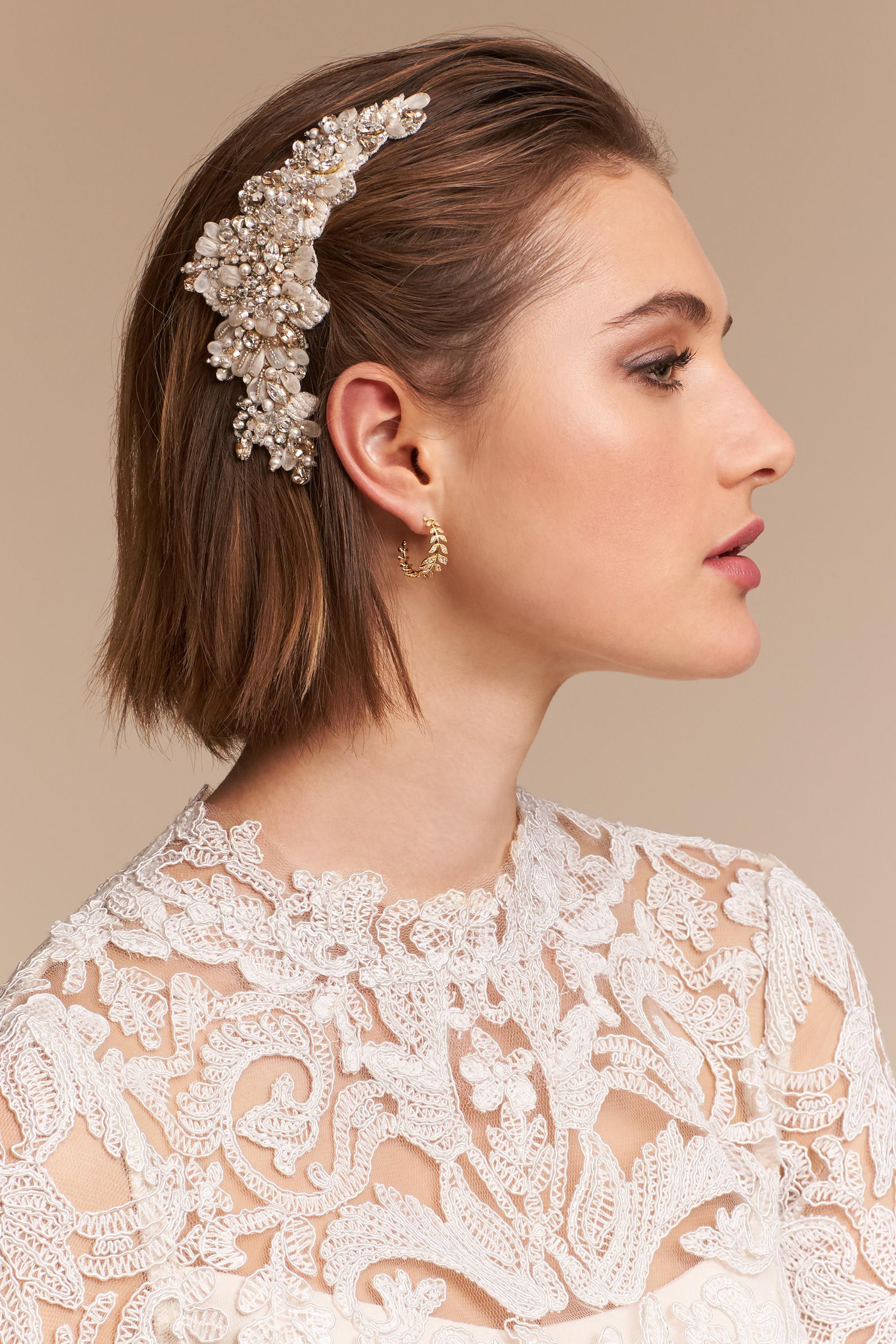 lizie comb from @bhldn | accessorize wedding style | wedding