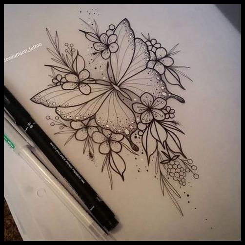 Tattoos -  Tattoo design drawings -  Flower tattoos -  Mandala tattoo 41+   best sleeve tattoos