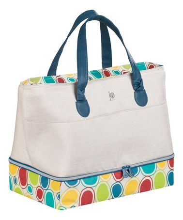 Another great find on #zulily! Dual Compartment Soft Cooler #zulilyfinds