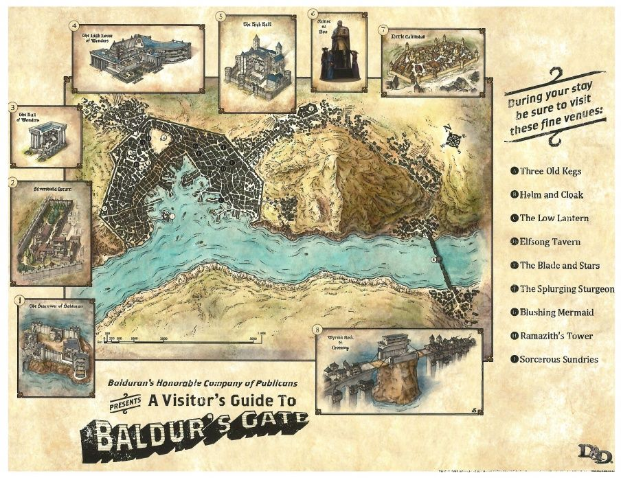 Murder In Baldurs Gate Sundering Adventure 1 Pdf