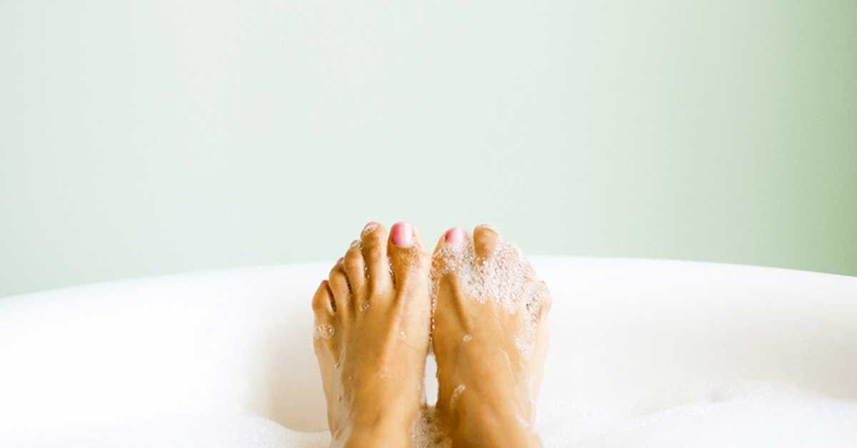 How To Take A Bath Without Getting A Yeast Infection
