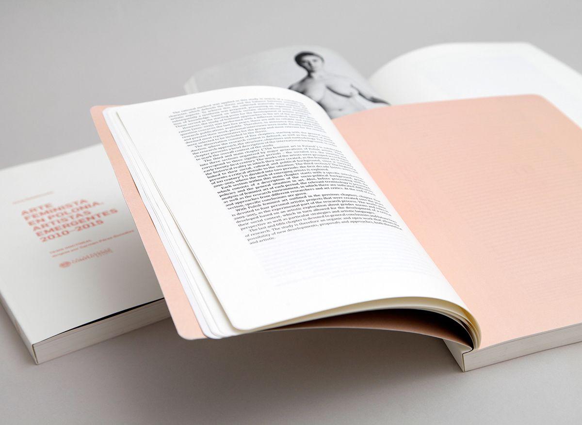 Graphic Design For Doctoral Dissertation Anna Swiatlowska Feminist Art In Poland Emerging Artist 2010 2015 Universidad Compl Book