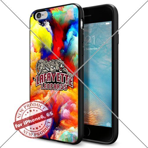 WADE CASE Lafayette Leopards Logo NCAA Cool Apple iPhone6 6S Case #1237 Black Smartphone Case Cover Collector TPU Rubber [Colorful] WADE CASE http://www.amazon.com/dp/B017J7IVBQ/ref=cm_sw_r_pi_dp_Ytktwb15C5DRZ
