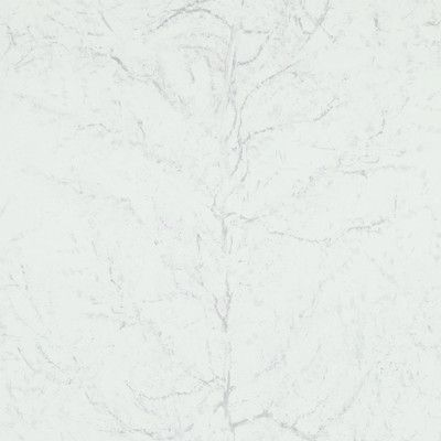 """Walls Republic The Blue Peach Tree 32.97"""" x 20.8"""" Floral and botanical Wallpaper Color: White"""