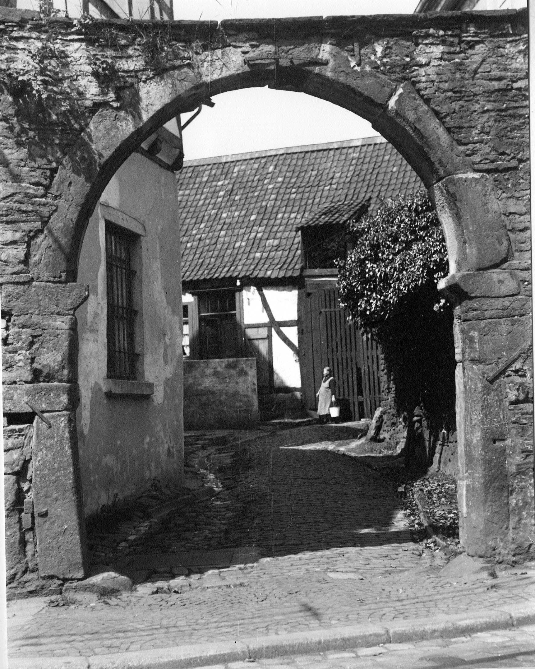altes Stadttor, Herdecke (mit Bildern) Historische