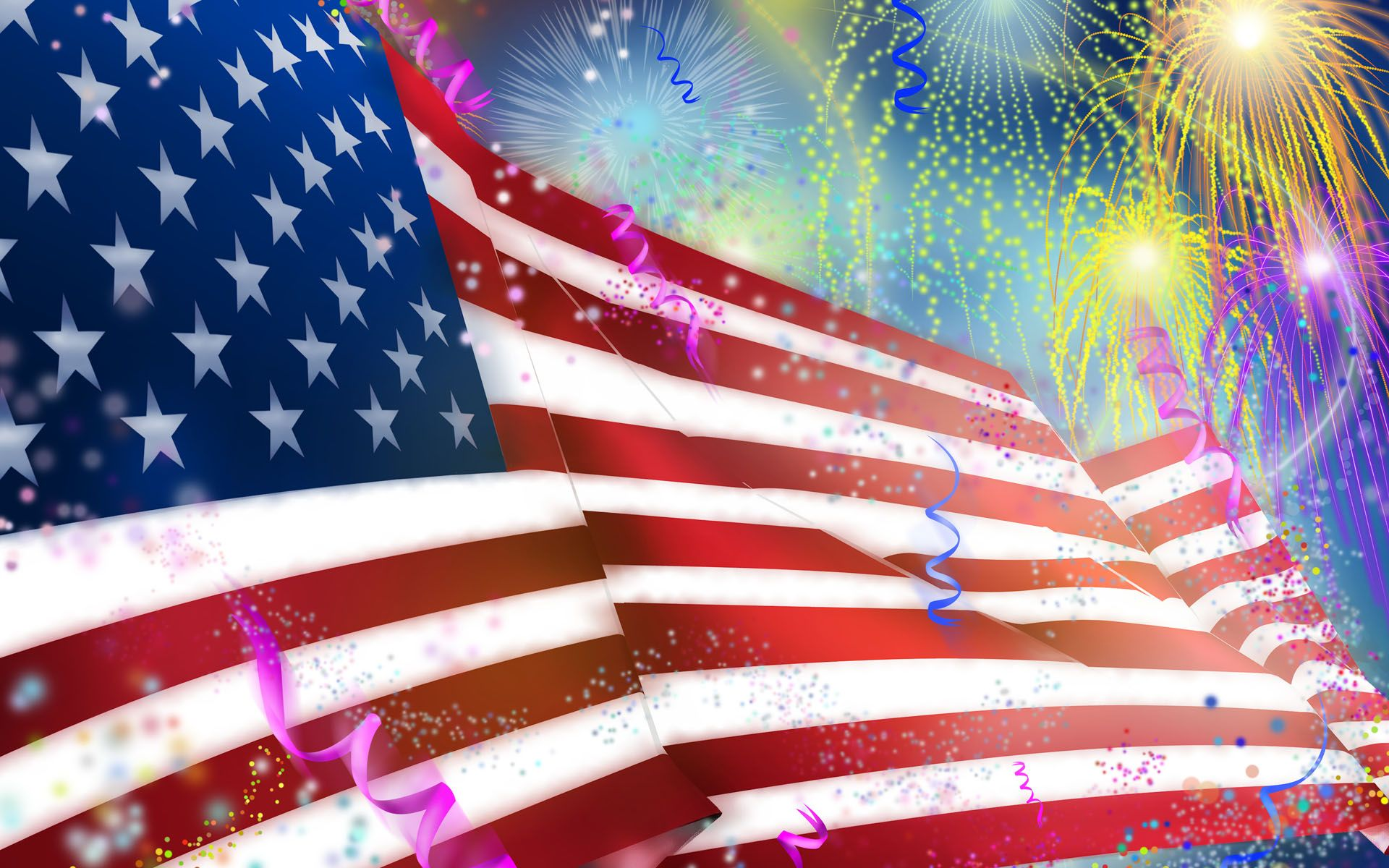 independence day united states of america | ultra hd abstract