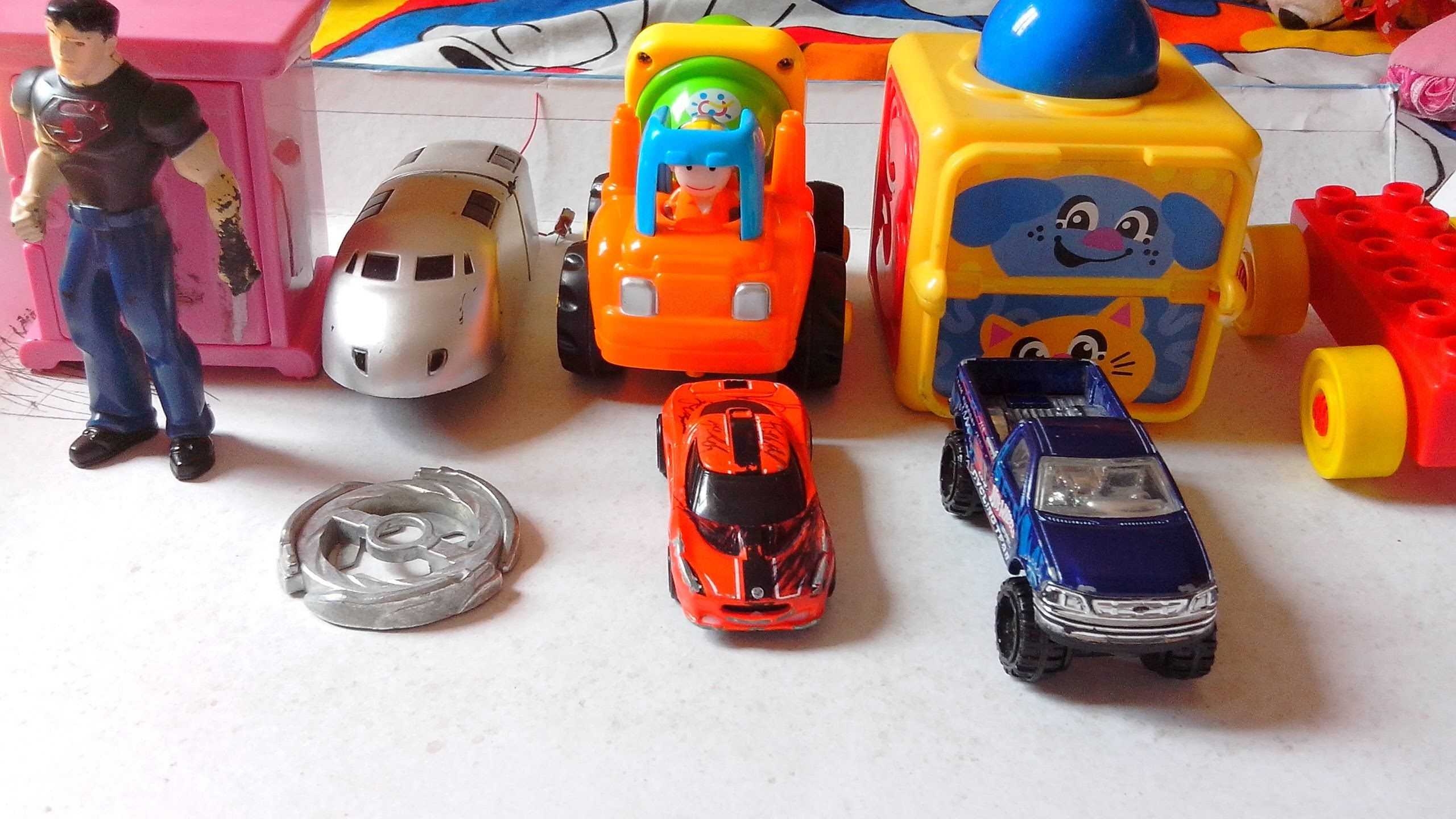 garbage trucks construction trucks tractor transformers toy cars