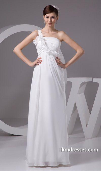 http://www.ikmdresses.com/Empire-Sheath-Column-Zipper-back-Wedding-Dress-p21608