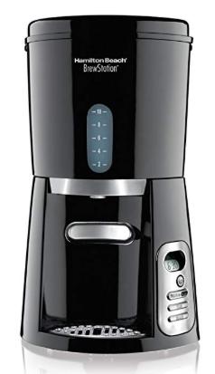 Hamilton Beach 10 Cup Coffee Maker Programmable Brewstation Dispensing Coffee Machine Best Coffee Maker Best Drip Coffee Maker Coffee Machine