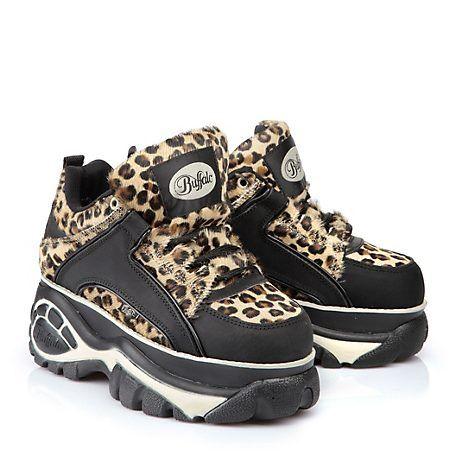 leopard buffalo shoes