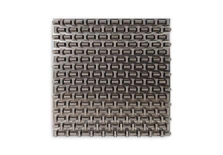 Arete Wall Panel, Square, Stainless Steel | Wall paneling ...