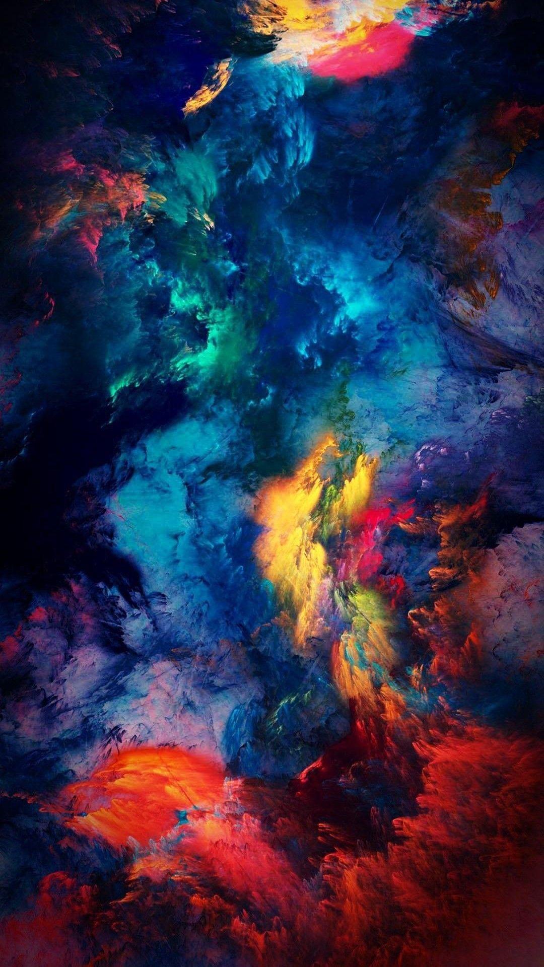 Screensaver Colors Colours Wallpaper