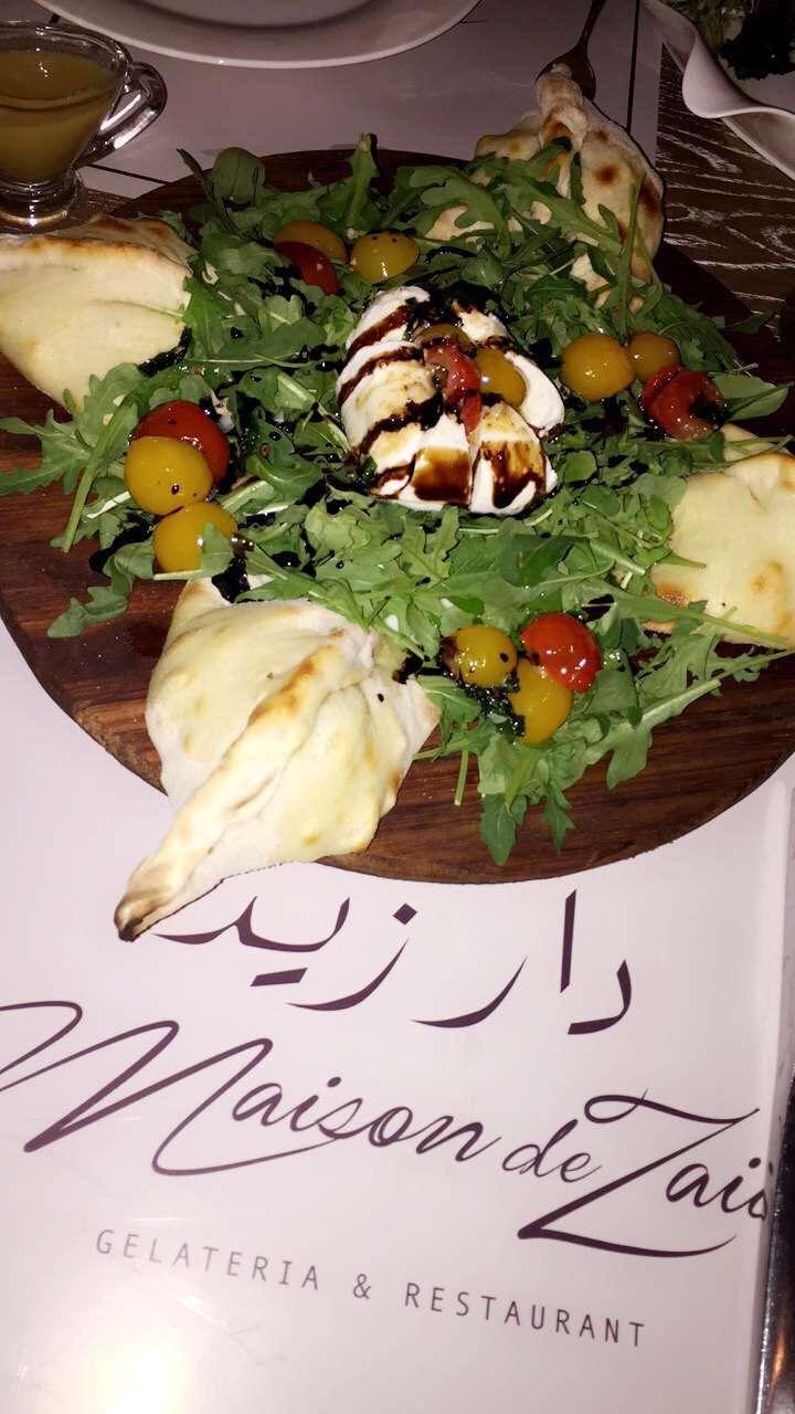 Maison De Zaid Jeddah Ksa Food Cheese Camembert Cheese