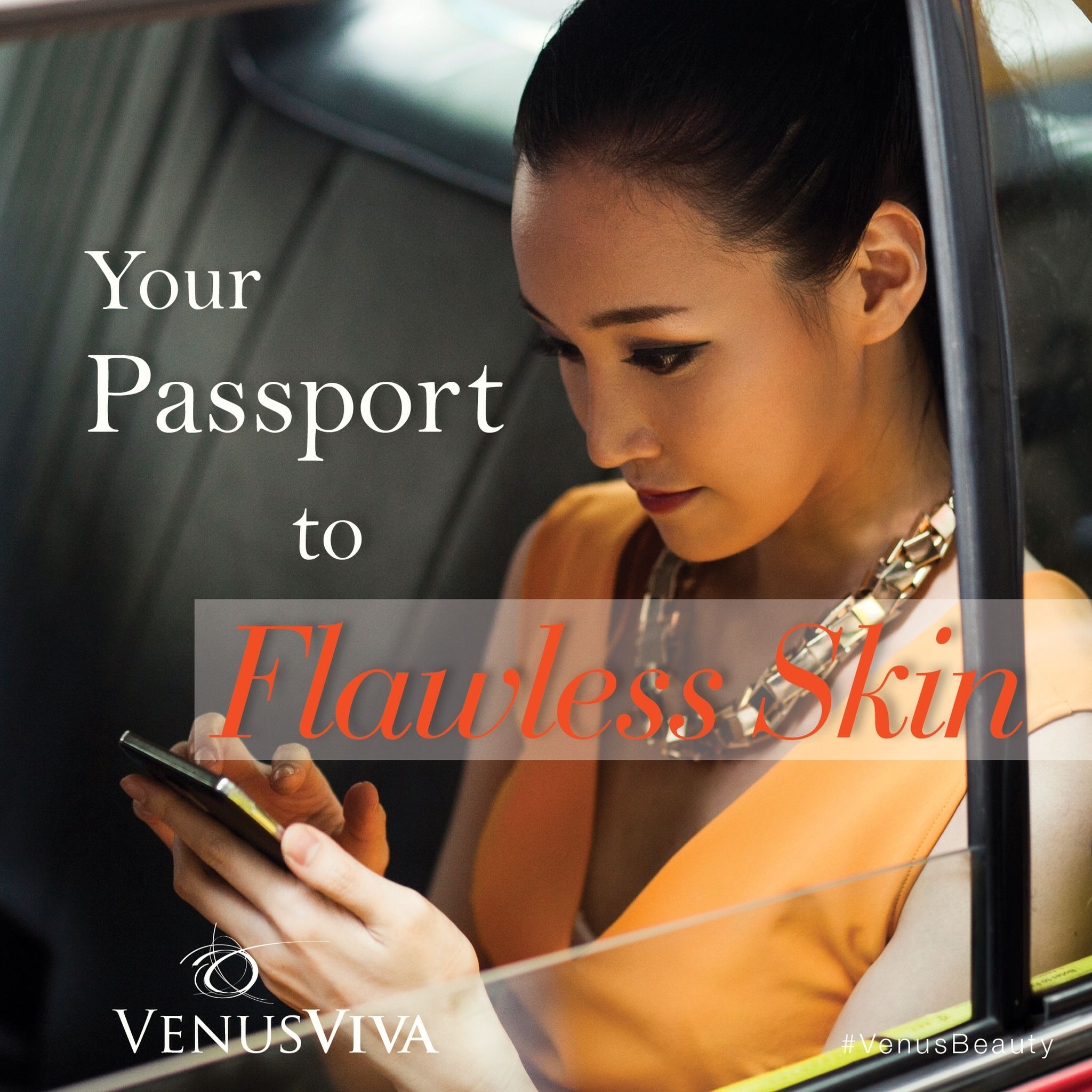 Your Passport to Flawless Skin is now effortless with the
