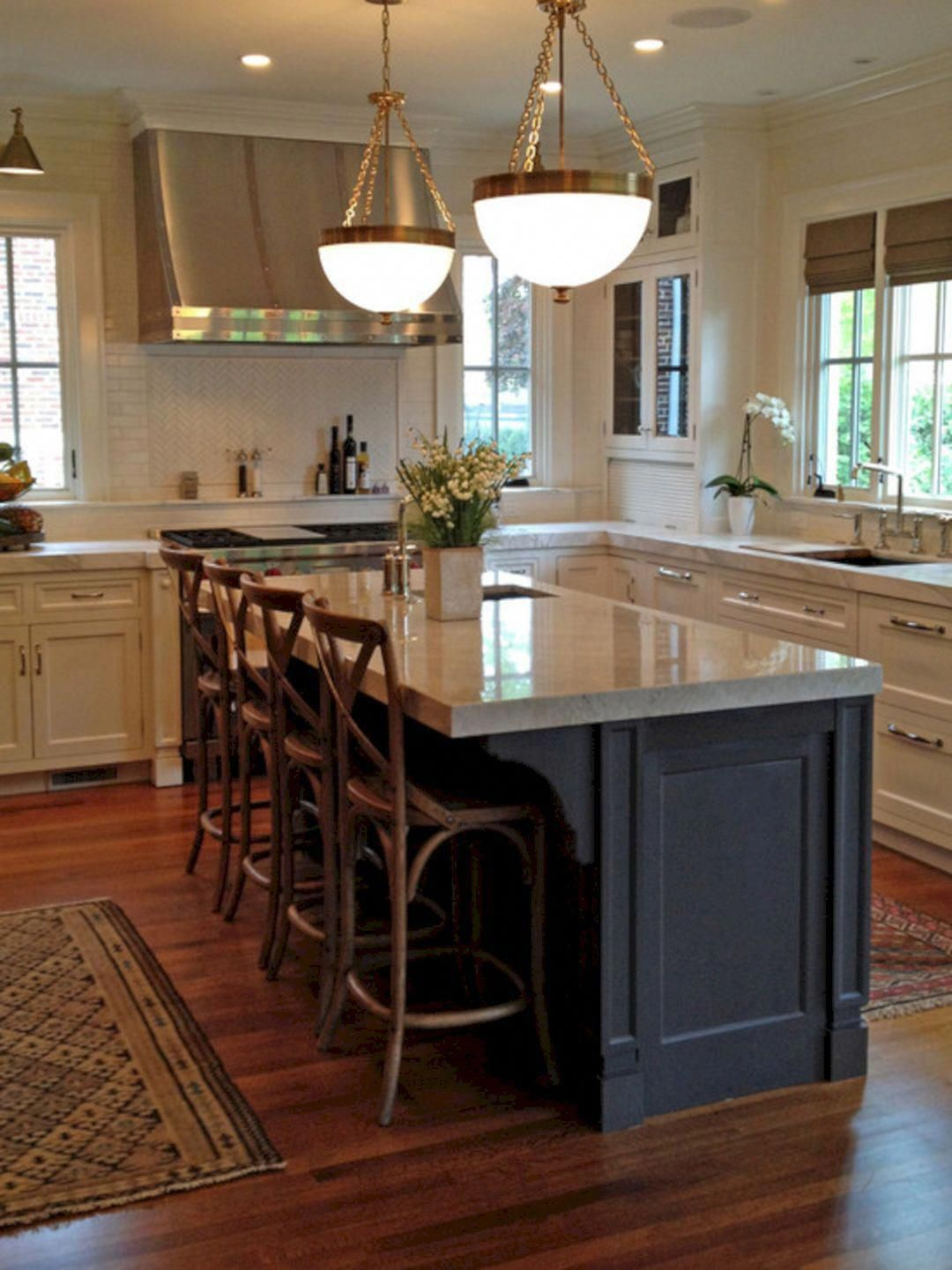 Amazing small kitchen ideas for big taste 530 decoor