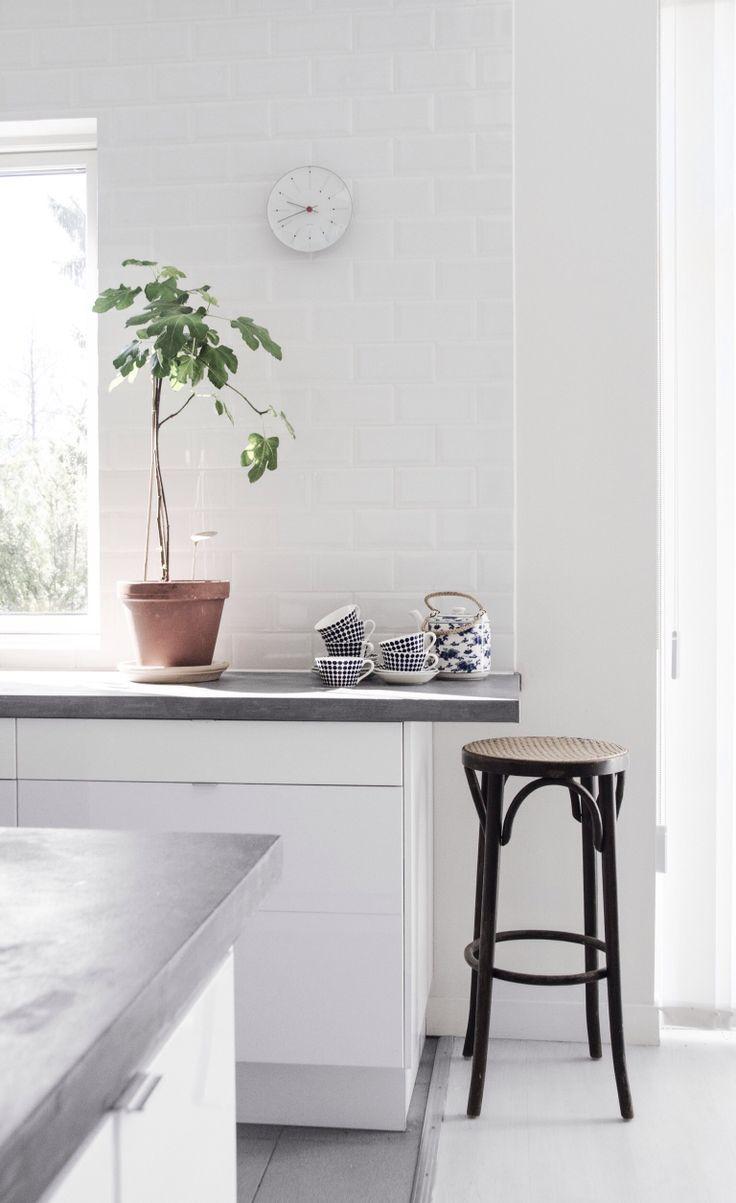 k che im skandinavischen stil k che skandinavisch. Black Bedroom Furniture Sets. Home Design Ideas