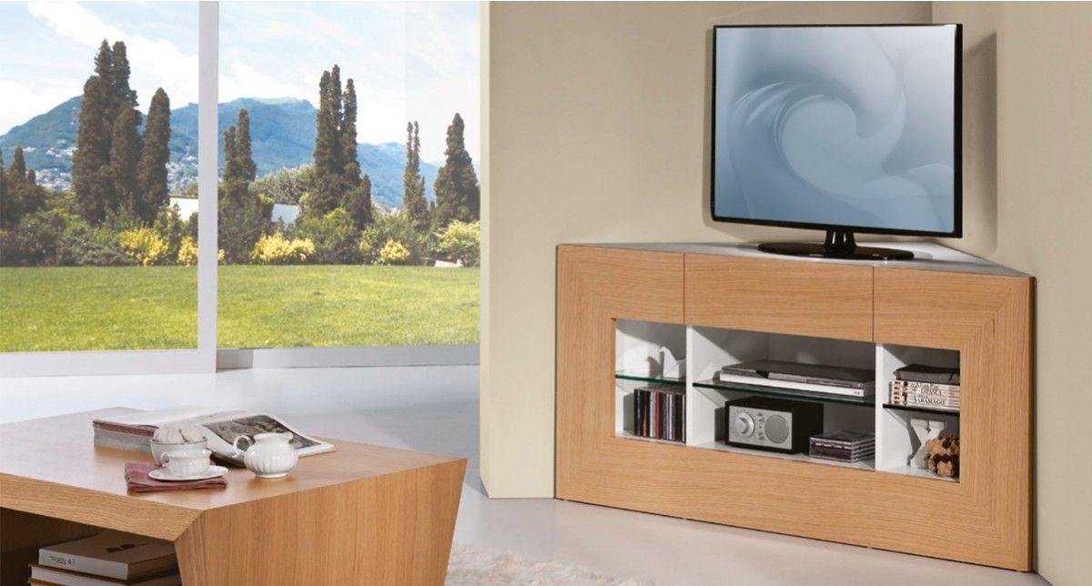 meuble tv d angle corner mobilier de