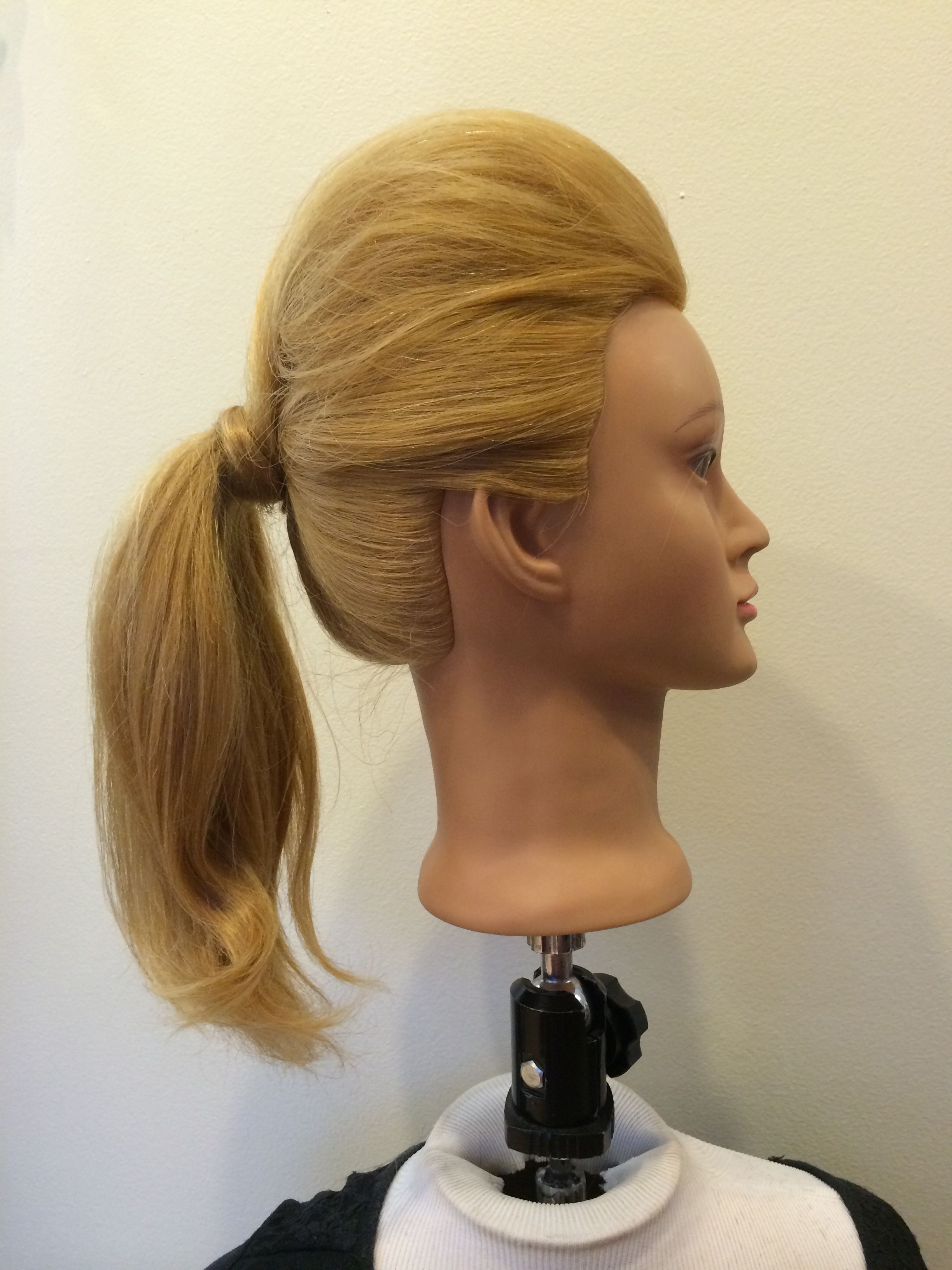 week 10: sleek with high ponytail attempt 2 | advance