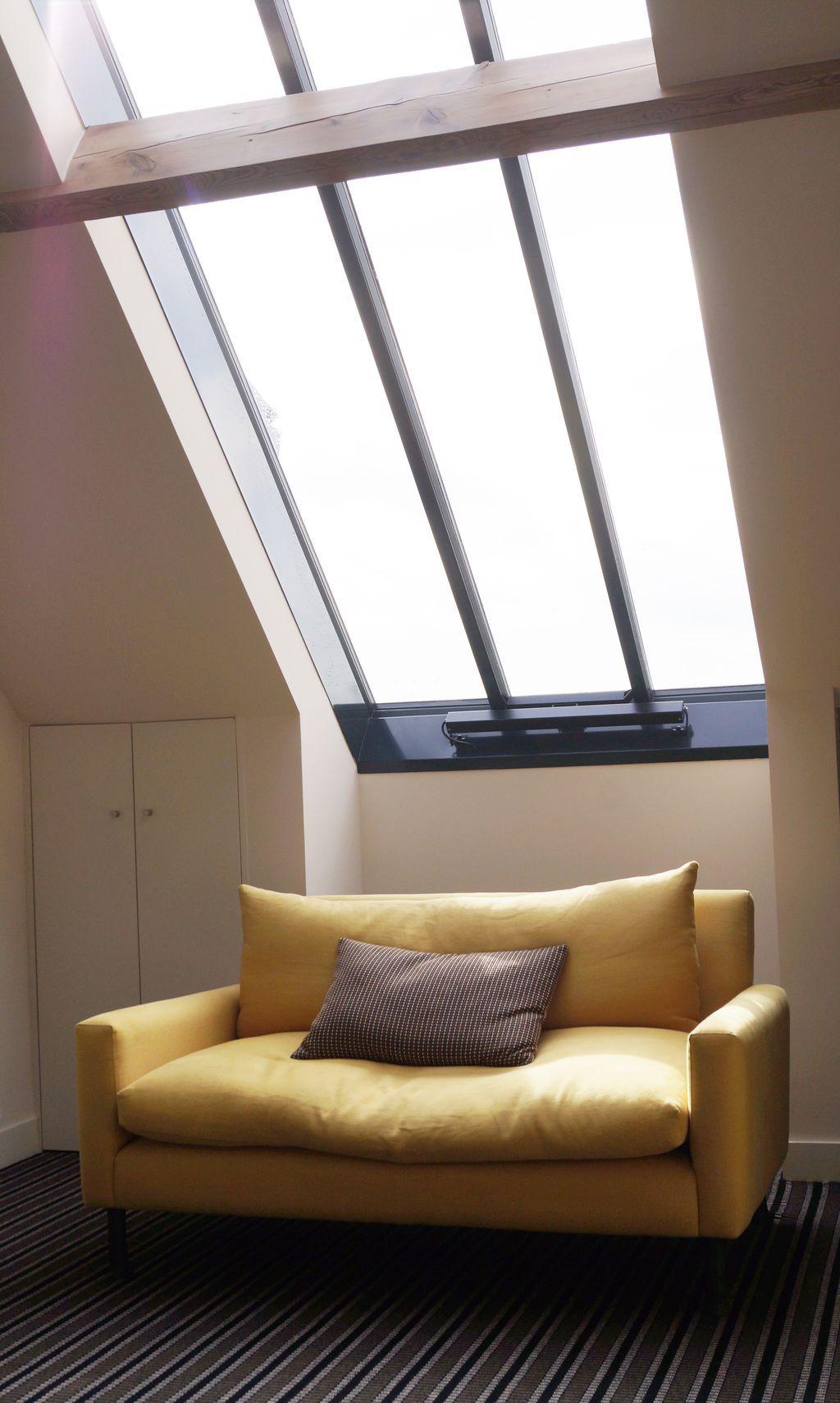 fen tre de toit la parisienne charlotte cittadini pinterest fen tre de toit la. Black Bedroom Furniture Sets. Home Design Ideas
