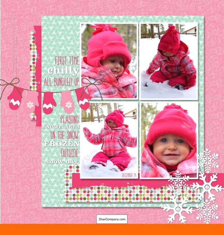 Free Baby Scrapbook Layouts Printable, Scrapbook Layouts Cards and