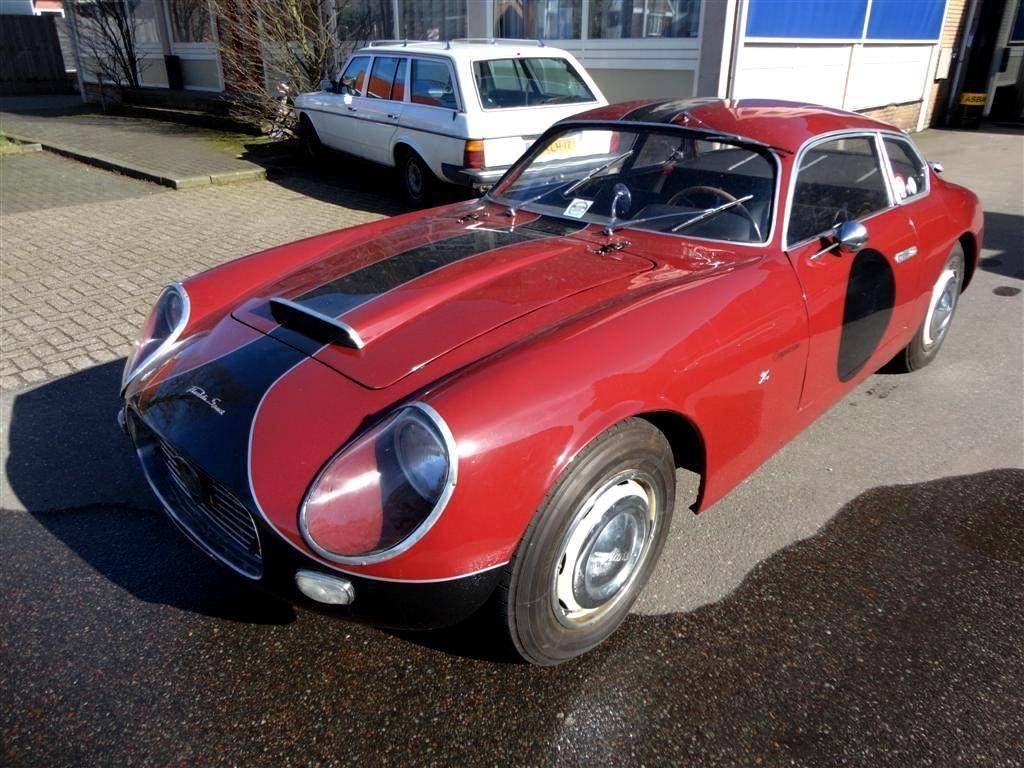 Lancia Flaminia Sport Zagato -   For Sale!   Pinterest   Classic ...