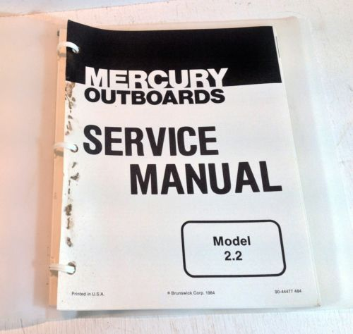 Mercury Outboard Parts Manual Generator Pinterest Manual And