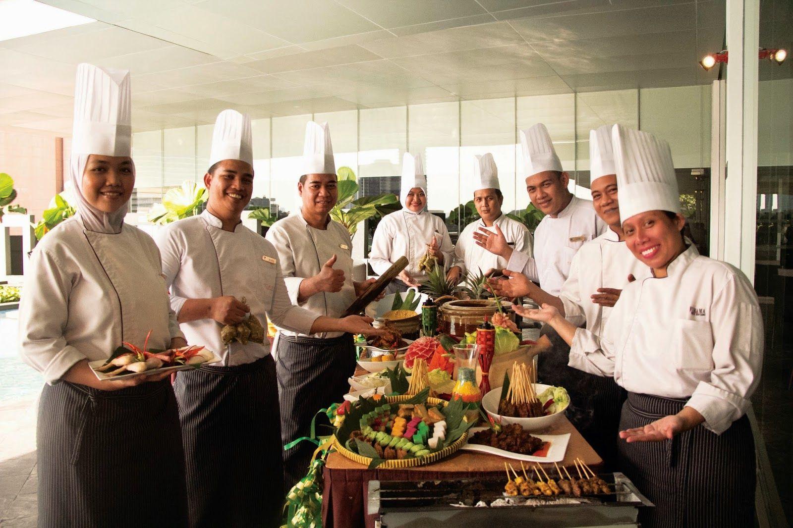 Sajian Muslim Bersama Master Chef Furama Ramadan Buffet Dinner Dinner Salad Bar