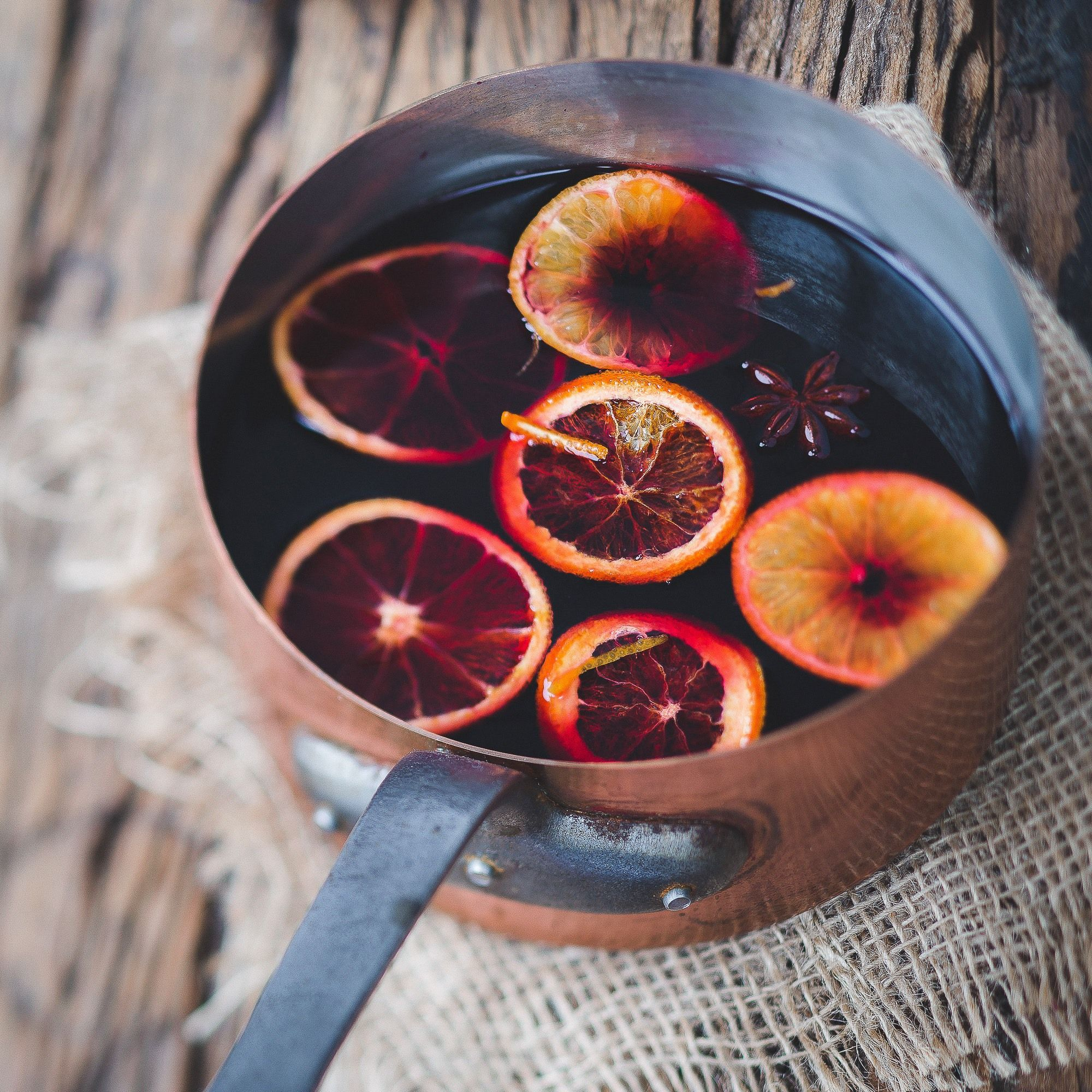 Slow Cooker Mulled Wine Low Sugar In 2020 Mulled Wine Recipe Wine Recipes Mulled Wine