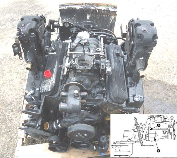 details about mercury mercruiser marine engine gm 305 350 motor details about mercury mercruiser marine engine gm 305 350 motor boat inboard service manual