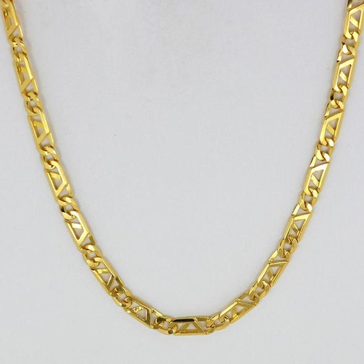 14 Kt Yellow Gold Italian Chain Gold Chains For Men Chains For Men Gold Chain Design