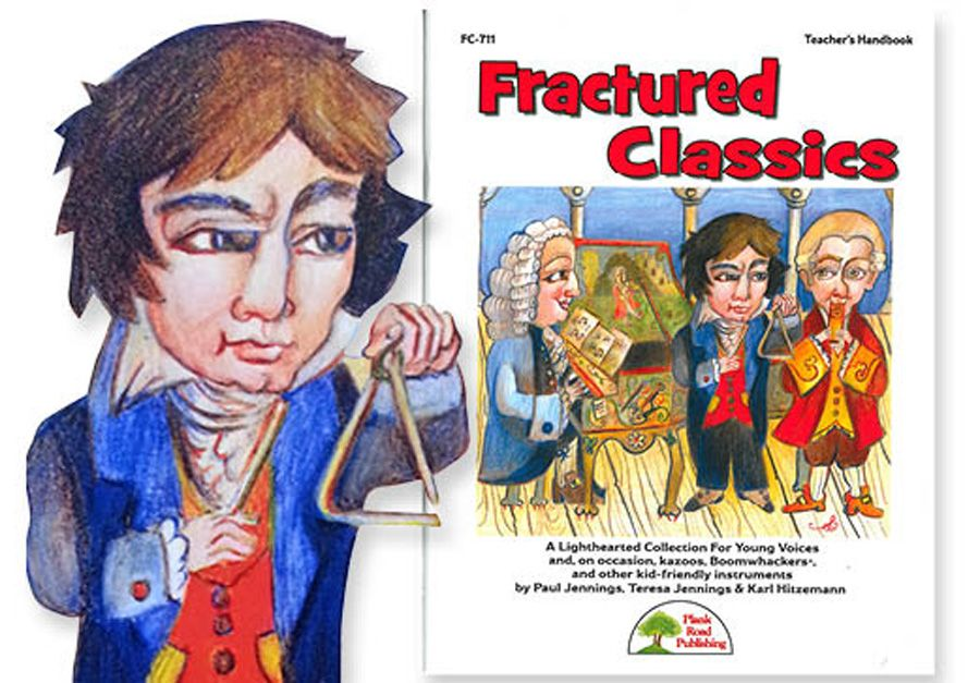 Preposition In Learn In Marathi All Complate: FRACTURED CLASSICS Paperback & CD