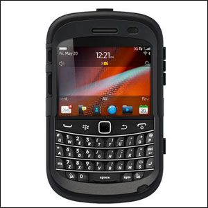 Otterbox for BlackBerry Bold 9900 - Rugged rubber cover