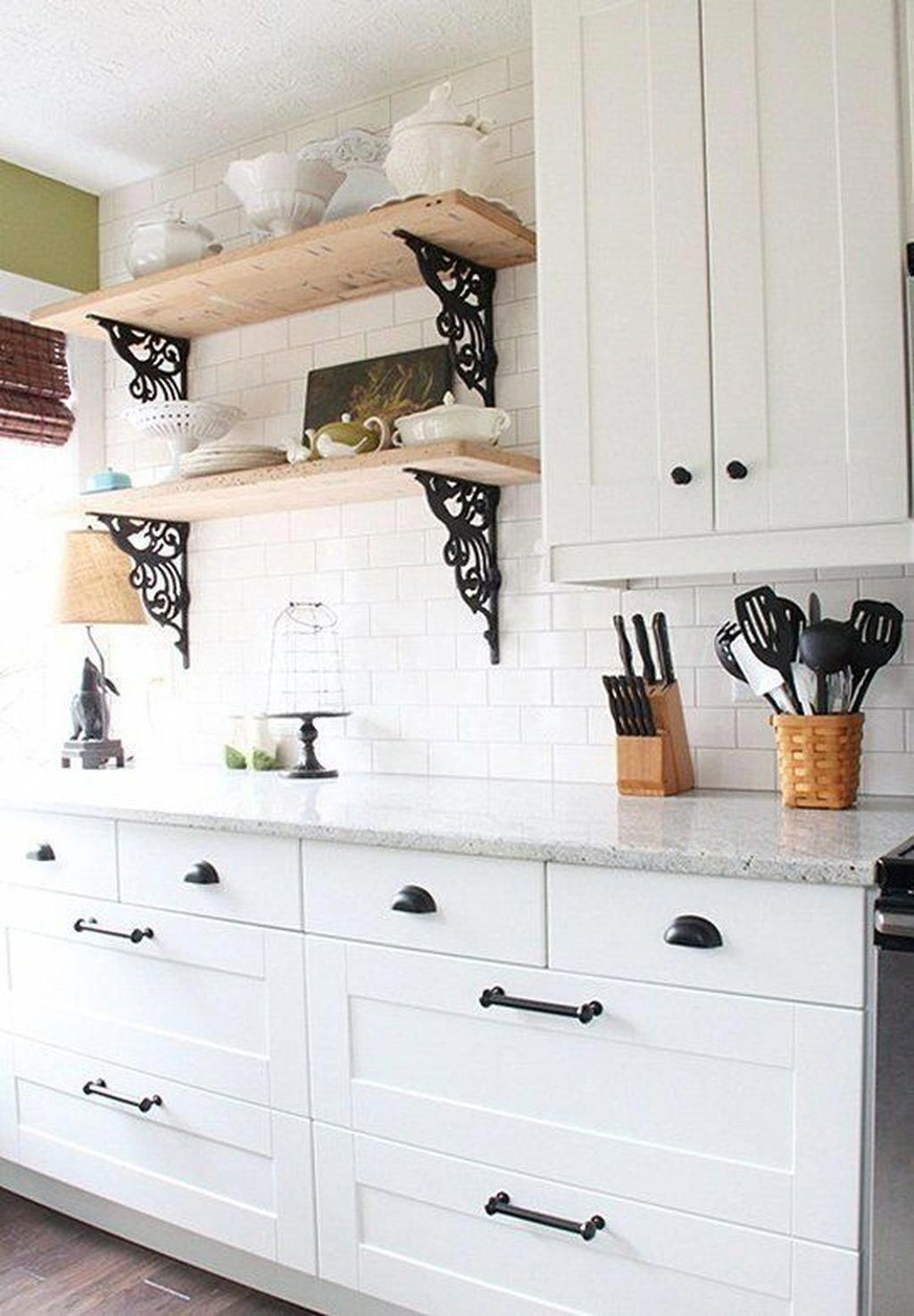 Nice 99 Comfy Kitchen Remodel Ideas For Small Kitchen