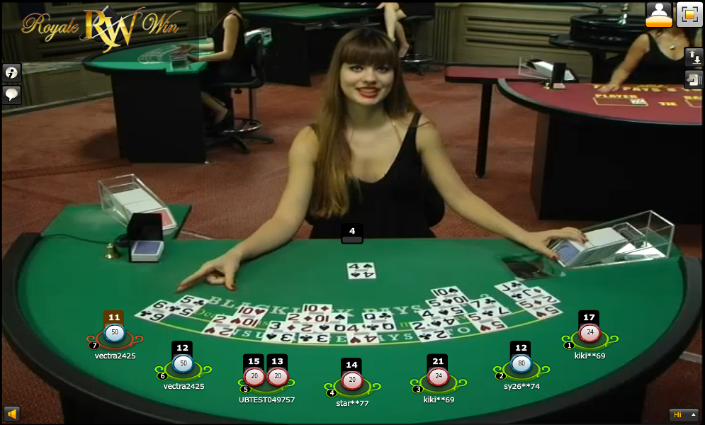 Play A Hand With Me See You At Euro Live Dealer Casino