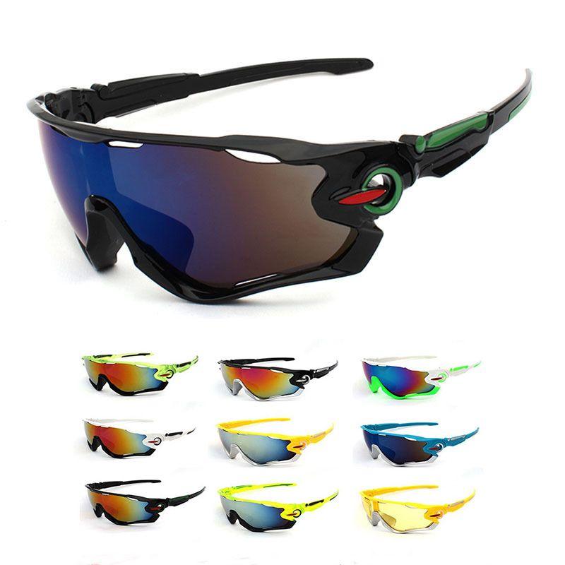 comprar 2018 UV 400 hombres Ciclismo gafas deporte al aire libre ...