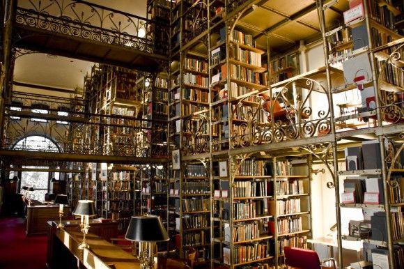 図書館巡りも悪くないかもしれない 建築美に満ち溢れた壮大なる世界50の図書館 建築 図書館 世界