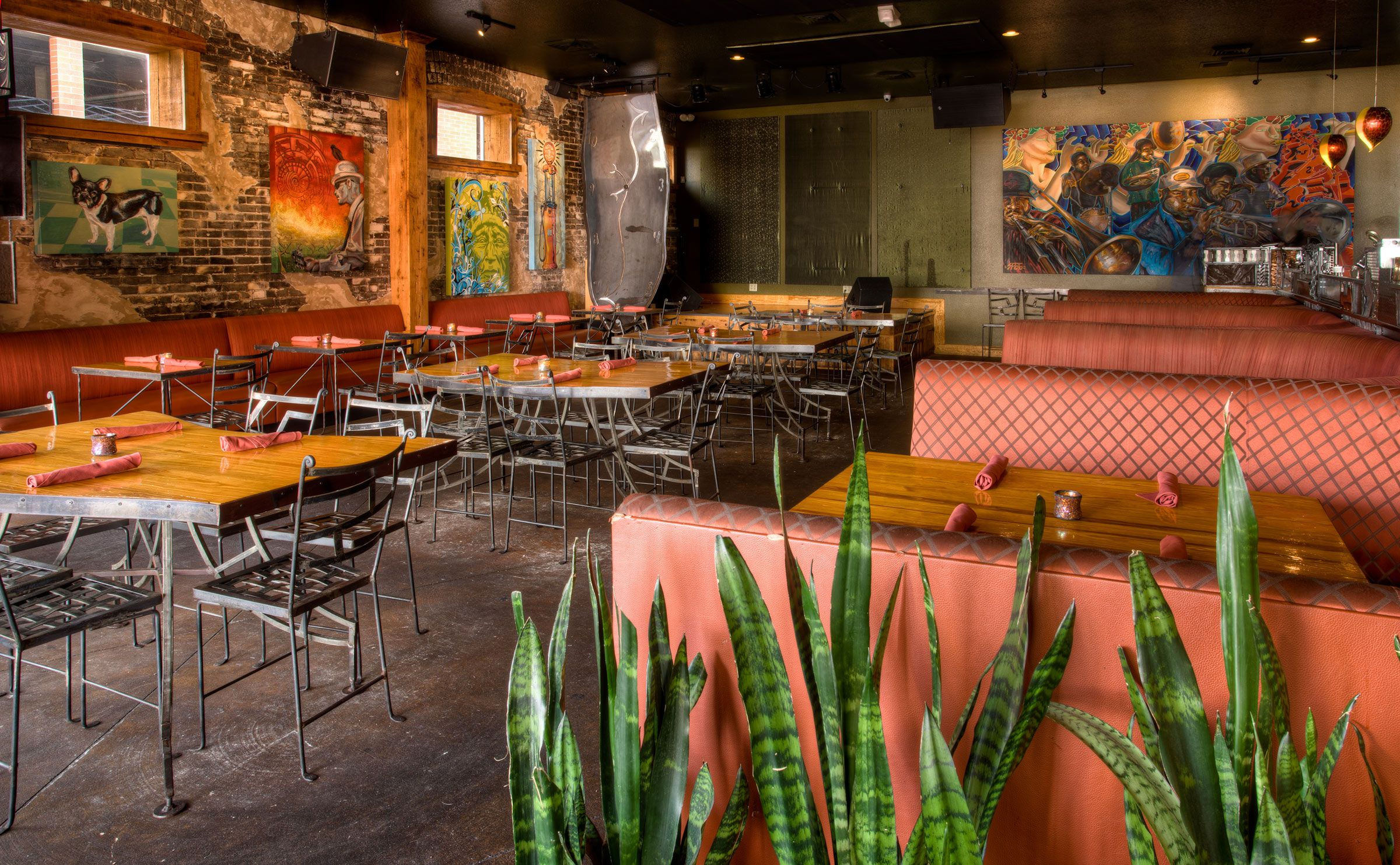 Fly | Tampa Restaurant and Bar: 1202 North Franklin Street Tampa, FL