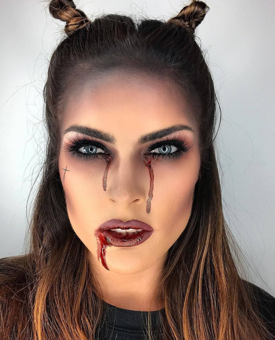 10 Devilish Halloween Makeup Looks Even Beginners Can Pull Off #easyupdo