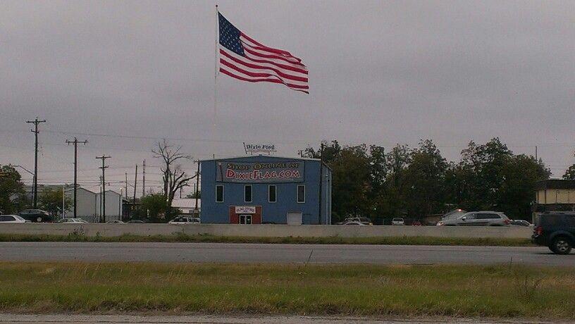 Dixie Flag Company In San Antonio Tx Flag Company San Antonio Tx Flag