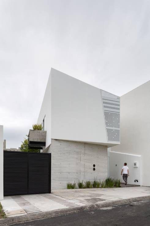 10 casas minimalistas pequeñas Architecture office, Architecture - casas minimalistas
